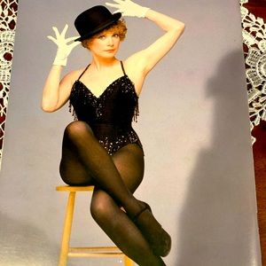 Shirley MacLaine on Broadway - 1984 Program